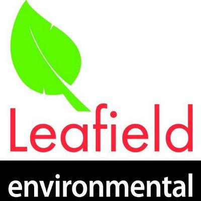 Leafield Environmental Logo